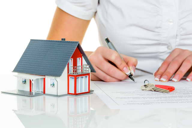 What is a title insurance policy?