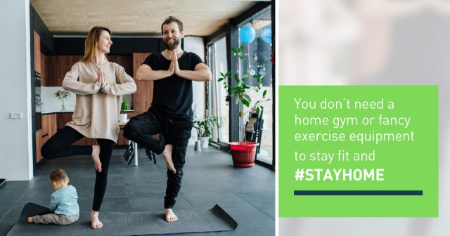 #StayHome: How to Create Functional Spaces in Your Home 