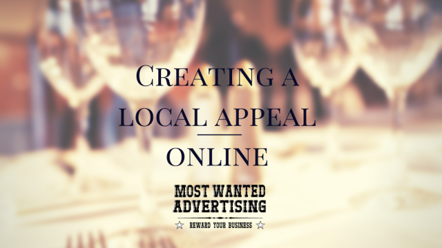 Creating a Local Appeal Online