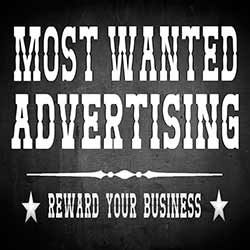 Most Wanted Advertising, Inc.